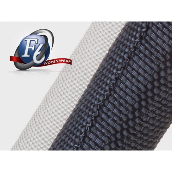 Techflex F6W0.75 F6 Woven Wrap Размер 19.05 mm, тканинна кабельне обплетення - еластична