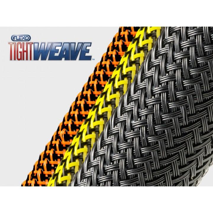 Techflex PTT0.25 Flexo Tight Weave Розмір 6.35 mm, кабельне обплетення з щільно сплетеного матеріалу