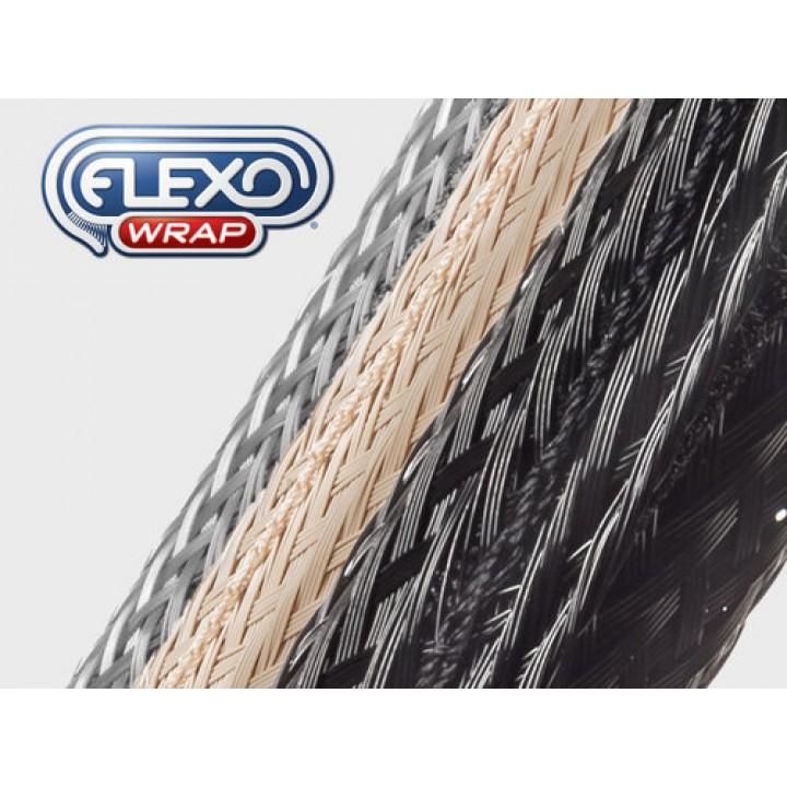 Techflex FWN0.75 Flexo Wrap Розмір 19.05 mm, кабельне обплетення на застібці - липучці, ширина петлі 6.3 мм