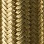 Techflex Brass Braid латунна кабельна оплетка