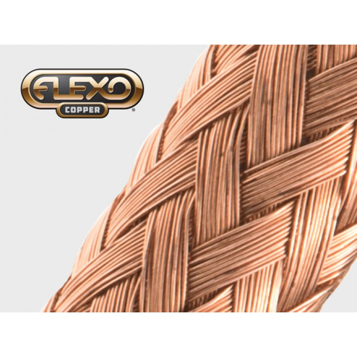Copper Braid мідна оплетка 100%