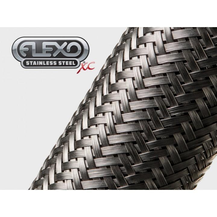 Techflex SSL0.13SV Flexo Stainless Steel XC Розмір 3.18 mm, плетені обплетення з нержавіючої сталі XC