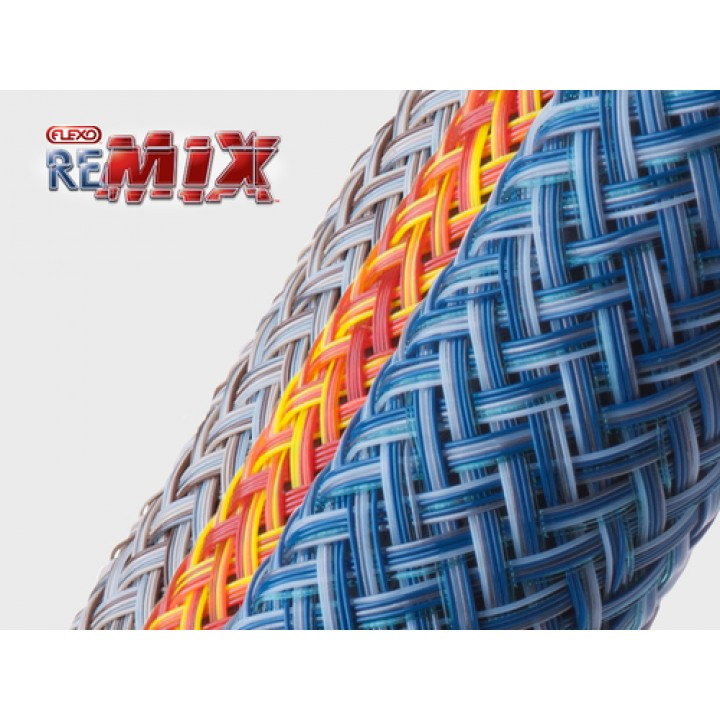 Techflex PTM0.38 Flexo reMix кабельная оплетка с полным покрытием и защитой