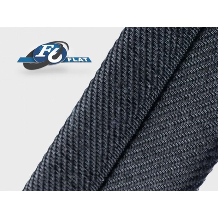 Techflex Flexo F6 Flat плоска тканинна захисна кабельна оплетка