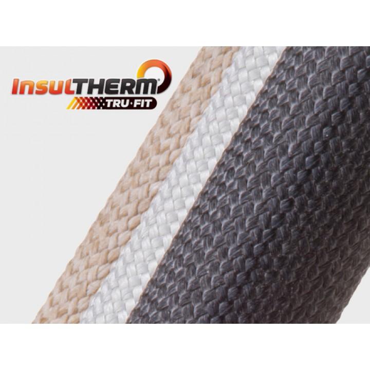 Techflex Insultherm Tru-Fit високотемпературну оплетку зі скловолокна до 1200 ° F