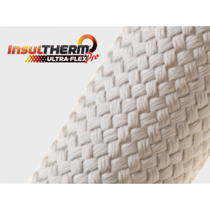 Techflex FHH1.50NT  Insultherm Ultraflex Pro Розмір 38.1 mm, толстостенная обплетення зі скловолокна