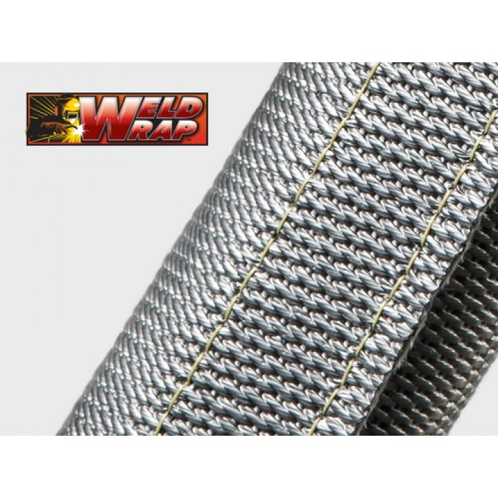 Techflex WWH3.00SV обплетення з діоксиду кремнію з високотемпературним покриттям, розмір 76.2 mm